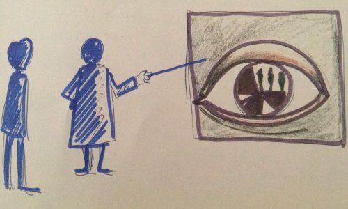 8. Dalla parte dell'occhio
