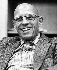 Badiou interviews Michel Foucault (1965)